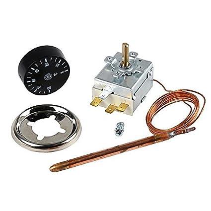 Diff 703432 – Termostato de caldera de regulación de bulbos – AB150 1.5 M 0/