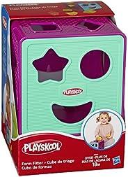Playskool Pla Cubo De Formas Juguete de Bebe para Bebés