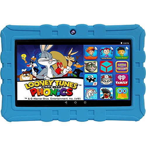 Epik Learning Company ELT0703HBL HighQ Learning Tab 7 16GB Kids Tablet - Blue ELT0703H-BL by Epik Learning Company