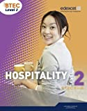 img - for BTEC Level 2 First Hospitality Student Book book / textbook / text book