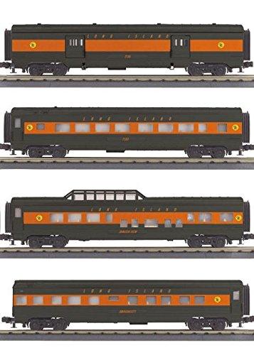 60' Streamline Passenger Cars - 8