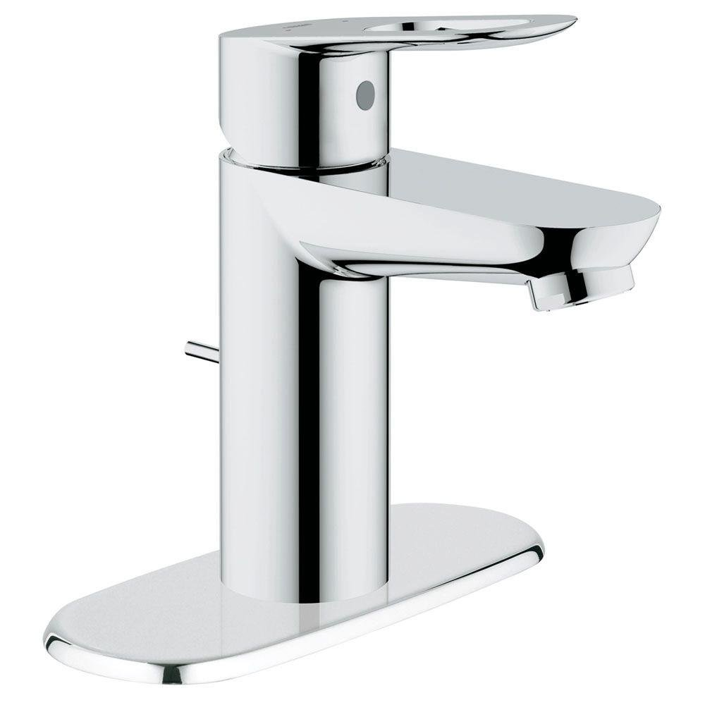 Grohe 20333000 BauLoop Single-handle Bathroom Faucet with 6 ...