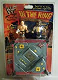 WWF In The Ring Electronic Handheld Game - Stone Cold vs. Mankind (1999)