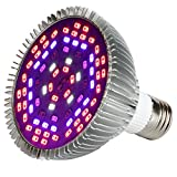 Morsen 50W LED Grow Light...