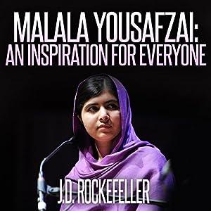 Malala Yousafzai Audiobook