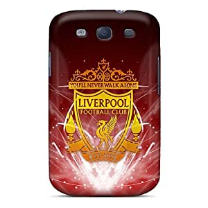 MMo3448qmpy Tpu Phone Case With Fashionable Look For Galaxy S3 - Liverpool Fc BY icecream design