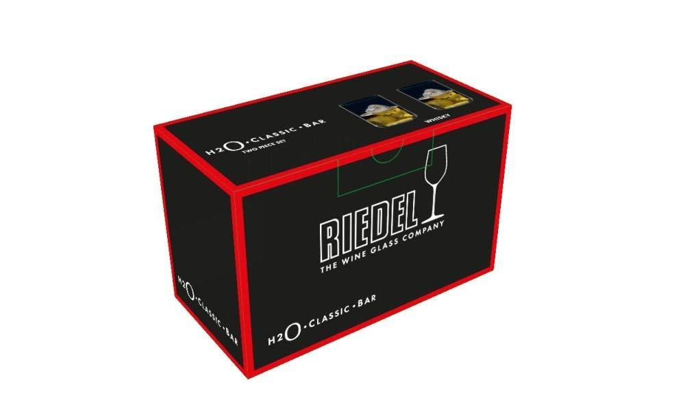 Riedel 0414/02 O Wine Tumbler, Set of 4, Clear by Riedel