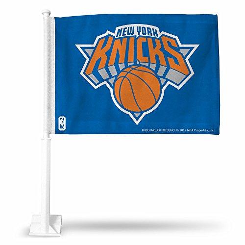 New York Knicks Car Flag by Rico Industries