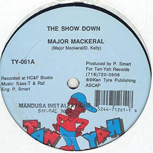 Major Mackeral, Junior Tiger, Captain De'von / Vinyl Maxi Single [Vinyl - Tiger Juniors