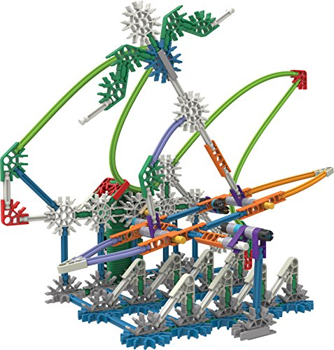 51mcfacEcdL - K'NEX Imagine – Power and Play Motorized Building Set – 529 Pieces – Ages 7 and Up – Construction Educational Toy
