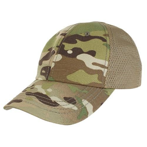 CONDOR TCTM-008: Mesh Tactical Team Cap - MultiCam