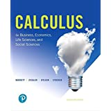 Calculus for Business, Economics, Life Sciences, and Social Sciences (14th Edition)