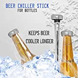 Beer Chiller Sticks for bottles Sage Treasures