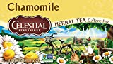 Celestial Seasonings Herbal Tea, Chamomile, 20 Count (Pack of 6)