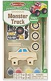 Melissa & Doug DYO Monster Truck