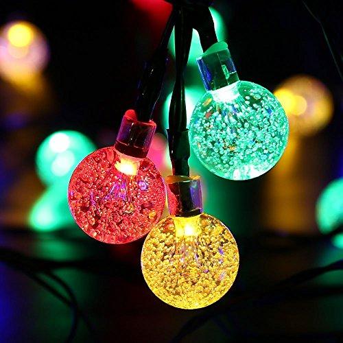 Garden Gnome String Lights - 7