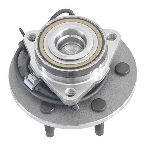 2WD Only DRIVESTAR 515054 New Front Wheel Hub & Bearing for Chevy GMC Cadillac 6 Lug RWD (Wheels Chevrolet Suburban)
