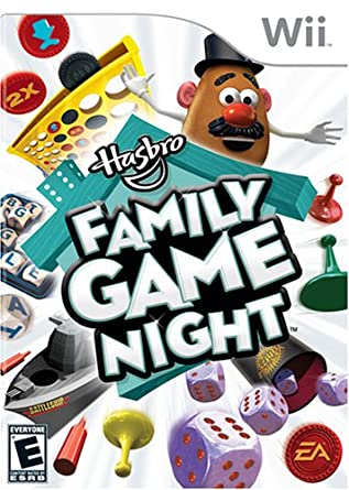 Hasbro Family Game Night Nintendo Wii By Electronic Arts Amazon