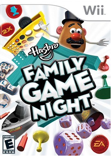 Hasbro Family Game Night - Nintendo Wii (Nintendo Family)