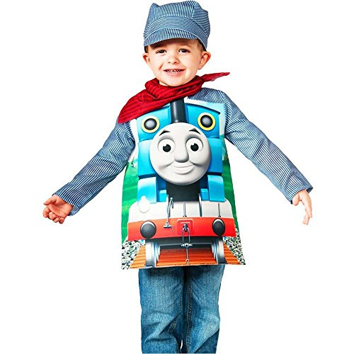 Deluxe Thomas and Friends Costume - Toddler (Thomas And Friends Costumes)
