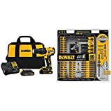 DEWALT DCD777C2 20V Max Lithium-Ion Brushless Compact Drill Driver with...