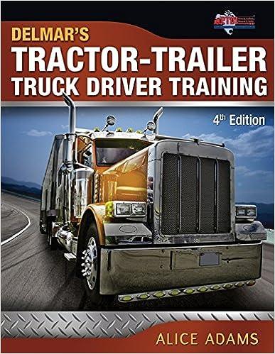 Tractor Trailer Truck Driver Training Alice Adams Ptdi