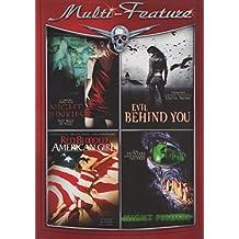 Night Junkies / Evil Behind You / Red Blooded American Girl / Night Feeders