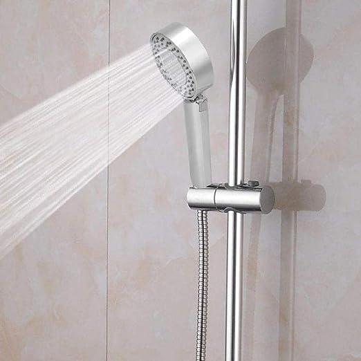 KangHS Ducha de mano/Rociador de ducha ajustable Rociador de ducha presurizado de mano Rociador de ducha relajante para baño Khs-A028: Amazon.es: Bricolaje y herramientas