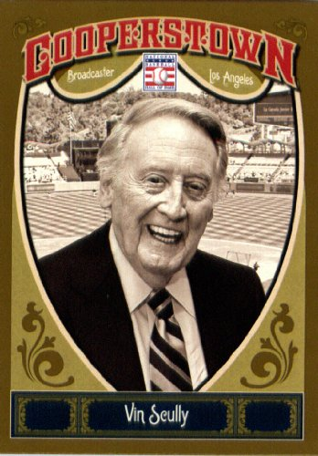 2013-panini-cooperstown-baseball-card-65-vin-scully-mint