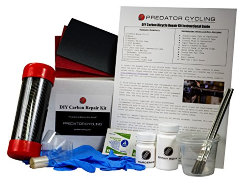 Carbon Repair Kit, Do It Your Self By Predator Cycling