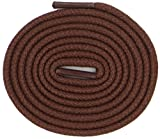 Cotton Round Waxed 36'' 2.3mm 2.3mm (Brown)