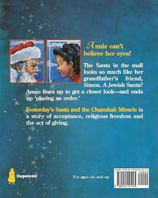Yesterdays Santa and the Chanukah Miracle