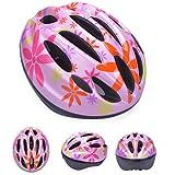 HORIZON 軽量 サイクリング 自転車 用 ヘルメット キッズ ジュニア 子供 用 ダイヤル アジャスター 付き