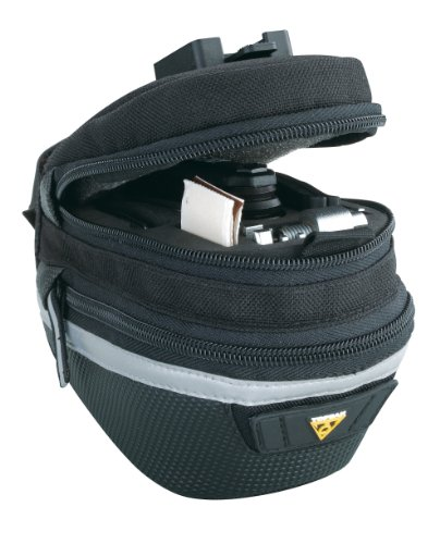 - Topeak Ii Survival Tool Wedge Pack with Fixer 25
