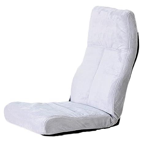 MYS-Sofas C-K-P Lazy Sofá Respaldo Plegable Sola Silla Cama ...