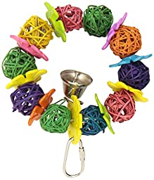 Super Bird Creations Daisy Ring Toy for Birds