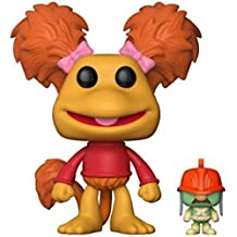 Funko Pop Television: Fraggle Rock-Red with Doozer Collectible Toy