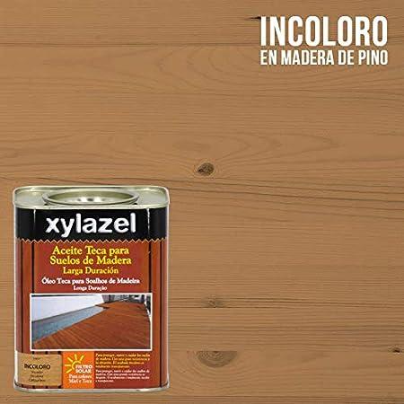 xylazel 0631103 Aceite Teca Suelos, Miel M126330