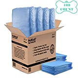 100 Count 30x30 Strong Ultra Absorbent Puppy Training Pads, WON`T LEAK OR SPREAD, Fast Shipping