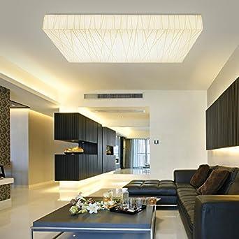 SSBY Minimalistische Moderne LED Deckenleuchte Acryl Streifen Wohnzimmer  Lampe Dekoration Mode Lampe 28cm