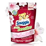 Snuggle Laundry Scent Boosters Pouch, Cherry Blossom Charm, 20 Count