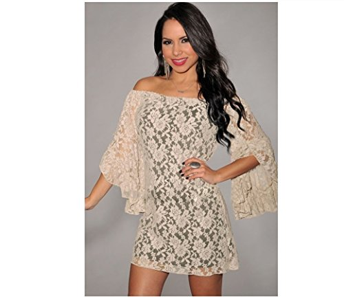 Sleeveless Splicing Lace Party Clubbing Mini Dress Sexy Chic 2XL