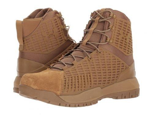 Under Armour(アンダーアーマー) メンズ 男性用 シューズ 靴 ブーツ 安全靴 ワーカーブーツ UA Stryker Coyote Brown/Coyote Brown/Coyote Brown [並行輸入品] B07BKVJ2LV 8.5 D Medium