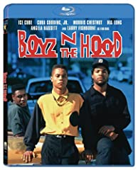 """Boyz N the Hood is the critically acclaimed story of three friends growing up in a South Central Los Angeles neighborhood, and of street life where friendship, pain, danger and love combine to form reality. """"The Hood"""" is a place where drive-b..."""