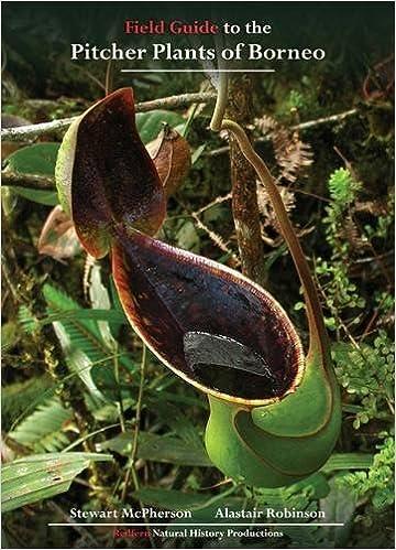 Livres à télécharger gratuitement Field Guide to the Pitcher Plants of Borneo PDF 1908787031