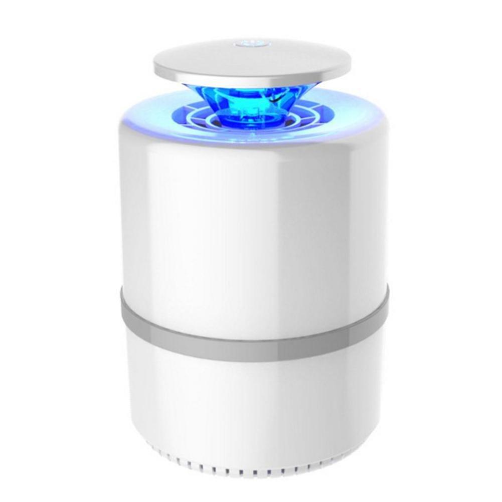 Per Newly New Mini Mosquito Repellent Device USB Straight Plug Non-Radiation Mosquito Killer Lamp