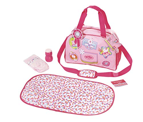 Zapf Creation Baby Born Changing Bag, used for sale  Delivered anywhere in USA
