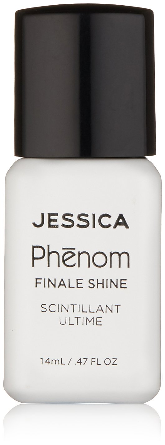 JESSICA Phenom Top Coat, Finale Shine 15 ml Inc. PHEN-000