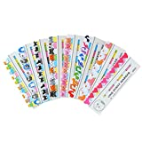 STOBOK 10pcs Mini Animal Self-sticky Pads Self-Adhesive Paper Notes Post Memo (Mixed Pattern)