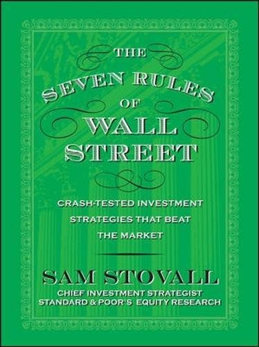 The Seven Rules of Wall Street: Crash-Tested Investment Strategies That Beat the - Uk Online Watches Discount